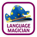The LANGUAGE MAGICIAN